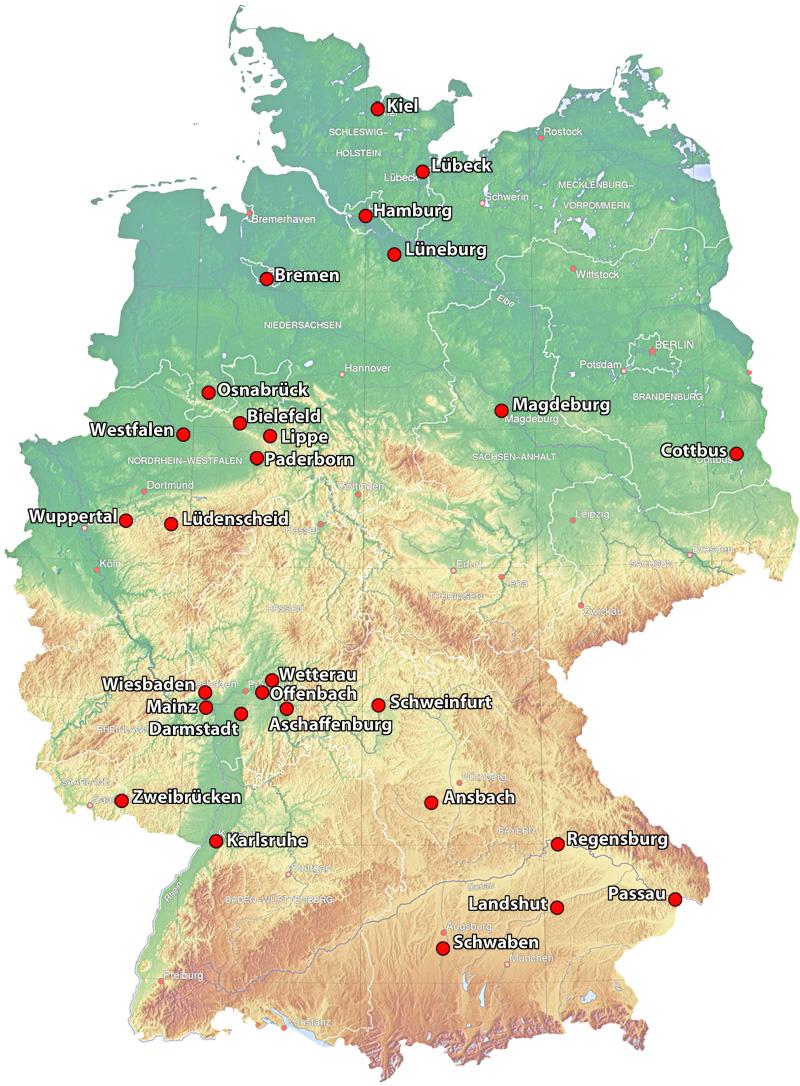 Naturwissenschaftliche Vereine In Deutschland